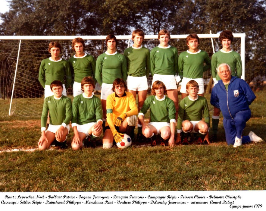 Fig.19. Juniors 1979.